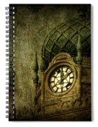 Damaged Charisma Spiral Notebook