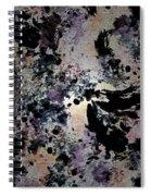 Damask Tapestry Spiral Notebook