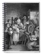Dames School, 1812 Spiral Notebook