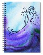 Dancing Water II Spiral Notebook