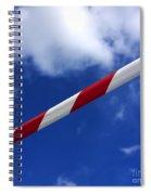 Danger Spiral Notebook