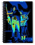 Danny And Rick Spiral Notebook