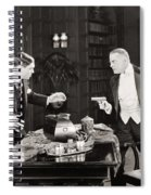 Daredevil Jack, 1920 Spiral Notebook
