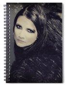 Dark Days Spiral Notebook