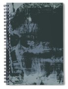 Dark Glasses Spiral Notebook