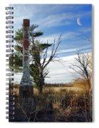 Dark Hearth Spiral Notebook