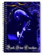 Dark Star Crashes The Grateful Dead Spiral Notebook
