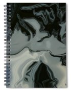 Dark Visions Spiral Notebook
