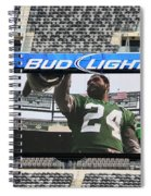 Darrelle Revis - Ny Jets Spiral Notebook