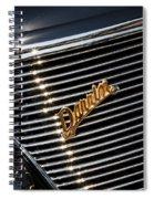 Darrin Spiral Notebook
