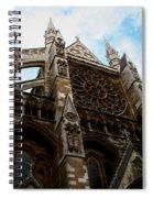 Daunting Spiral Notebook