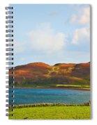 Davaar Island - Campbeltown Spiral Notebook