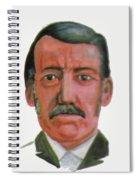 David Livingstone Spiral Notebook