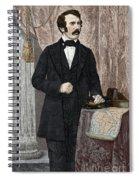 David Livingstone, Scottish Missionary Spiral Notebook