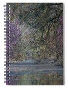 Davis Arboretum Creek Spiral Notebook