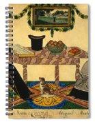Davis: Montgomerys, 1836 Spiral Notebook