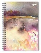 Dawn 28 Spiral Notebook