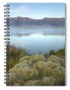 Dawn On The Centennials Spiral Notebook
