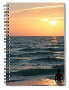 Day's End Spiral Notebook