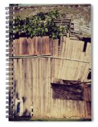 Days Gone By Spiral Notebook