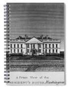 D.c.: White House, 1820 Spiral Notebook