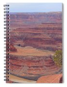Dead Horse Point State Park Spiral Notebook