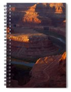 Deadhorse Reflections Spiral Notebook