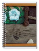 Deadly Nightshade Spiral Notebook