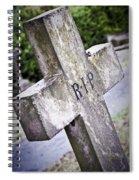 Death Concept Spiral Notebook