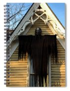 Death Eater Ghoul Spiral Notebook