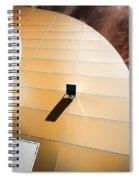 Deckchair In Space Spiral Notebook