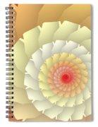 Declaration Of Love Spiral Notebook