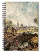 Dedham Lock Spiral Notebook