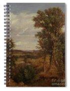 Dedham Vale Spiral Notebook