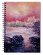 Dee Why Storm Spiral Notebook