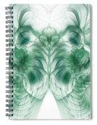 Deep Exploration Spiral Notebook