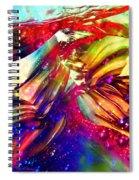 Deep Within Spiral Notebook