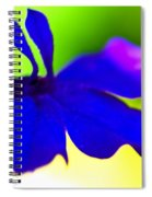 Deeply Blue Spiral Notebook