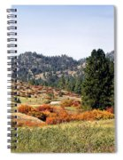 Deerborn Fall Spiral Notebook