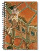 Degas: Miss La La Spiral Notebook