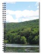 Delaware Water Gap Scenery Spiral Notebook