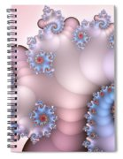 Delicate Blush Spiral Notebook