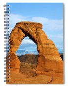 Delicate Sights Spiral Notebook