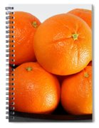 Delicious Cara Cara Oranges Spiral Notebook
