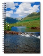 Delphi Fishery, Co Mayo, Ireland Spiral Notebook