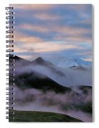 Denali Dawn Spiral Notebook