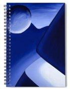 Denizens Arrival Spiral Notebook