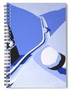 Denizens Two Spiral Notebook