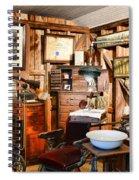 Dentist - The Dentist Office Spiral Notebook