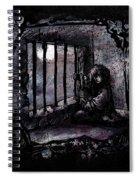 Deranged Spiral Notebook